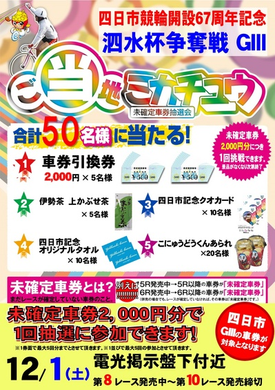 S場・四日市記念ご当地ミカチュウポスター_西武園.jpg
