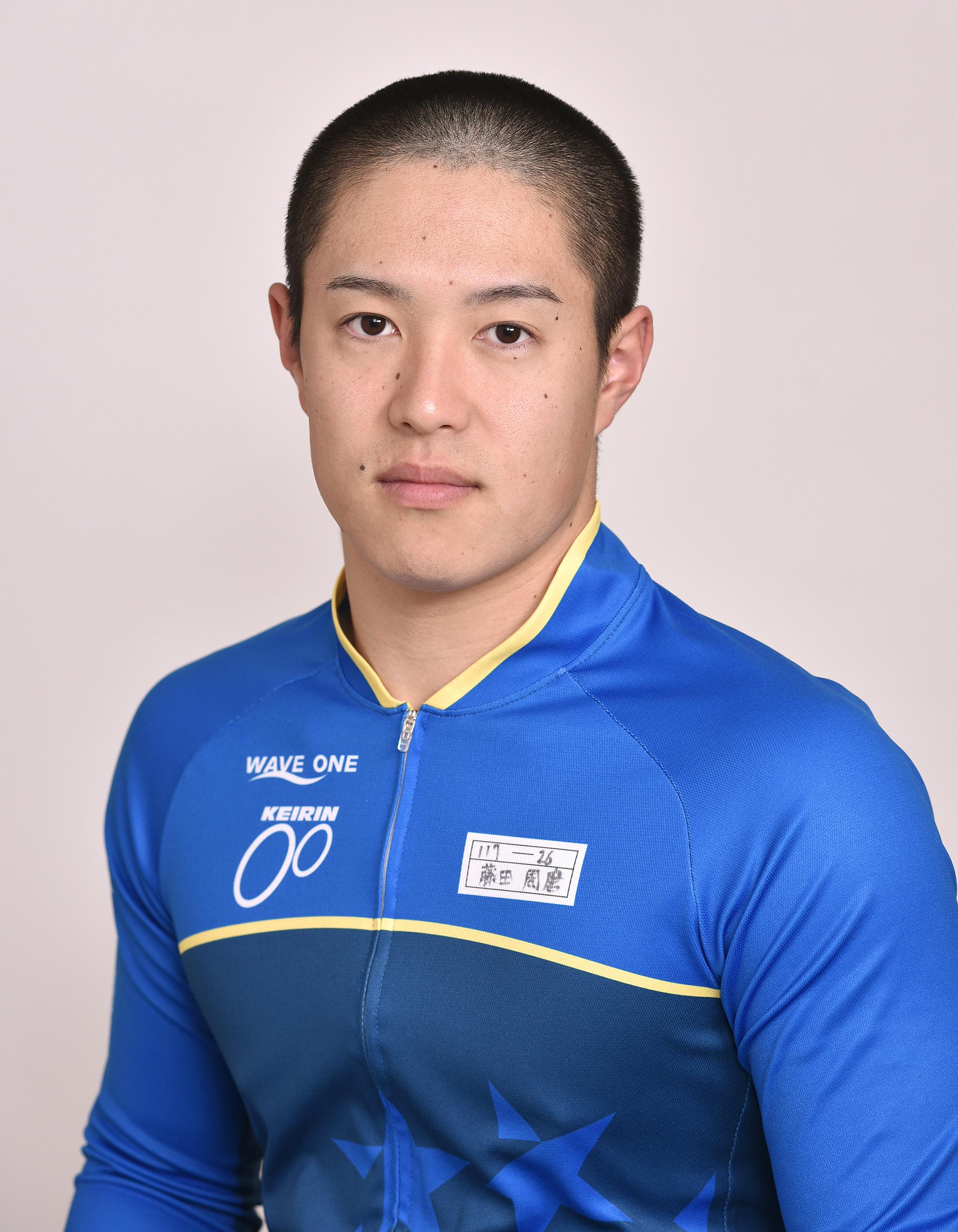 藤田 周磨 選手の顔写真